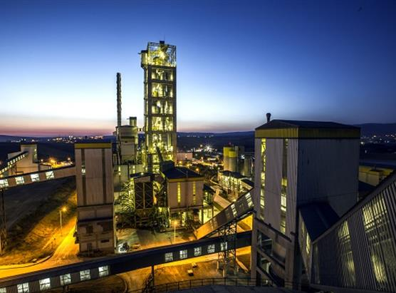 Votorantim Cimentos is one of the major cement companies in Turkey